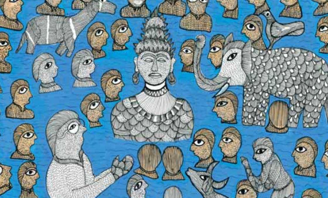 Bhimayana, un roman graphique engagé en téléchargement gratuit
