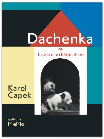 Dachenka, ou la vie d'un bébé chien
