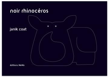 Noir rhinocéros