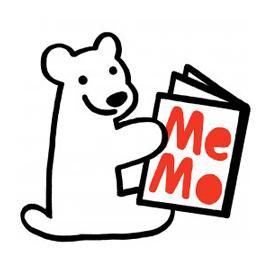 logo éditions memo