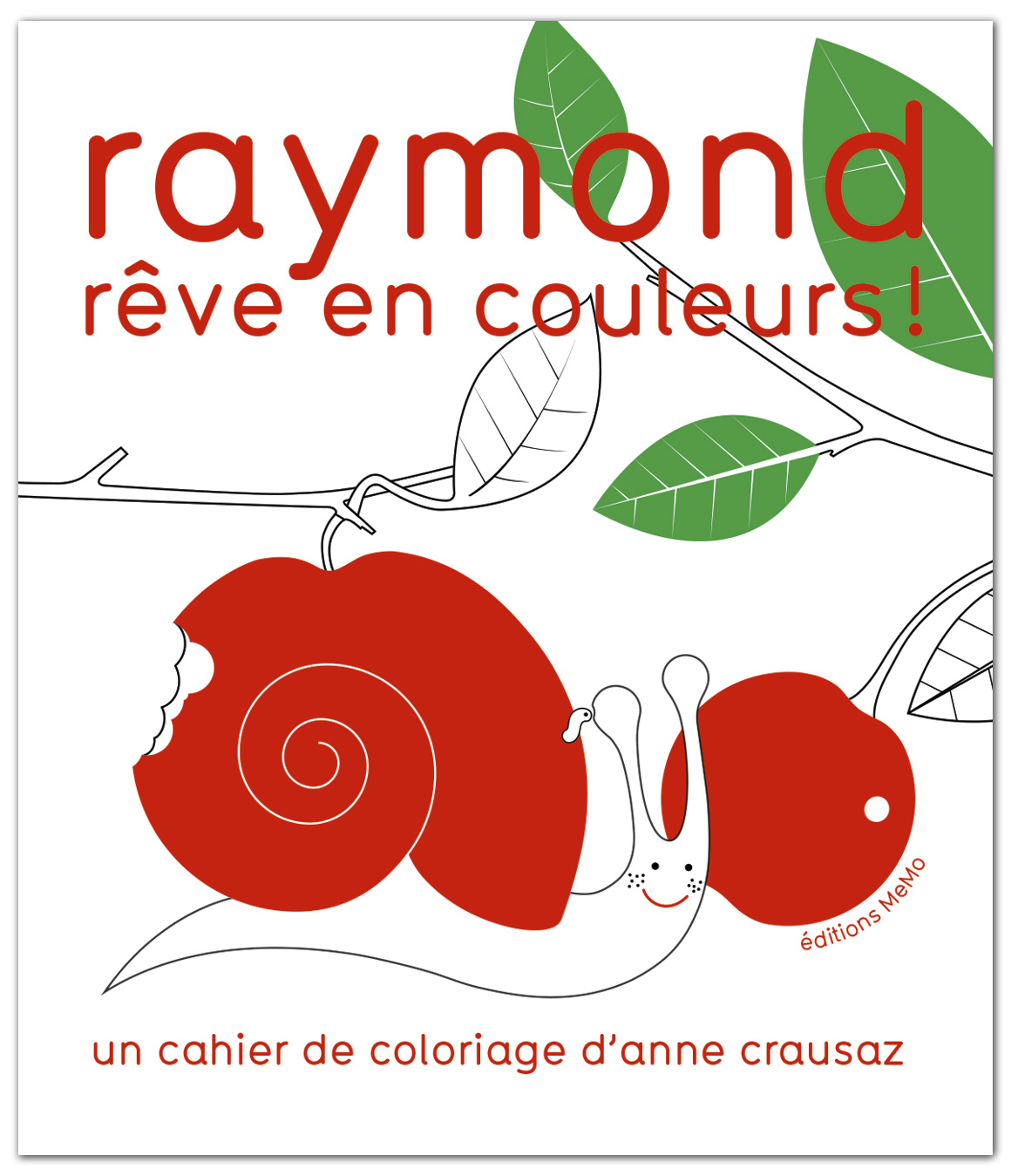 Raymond rêve en couleurs