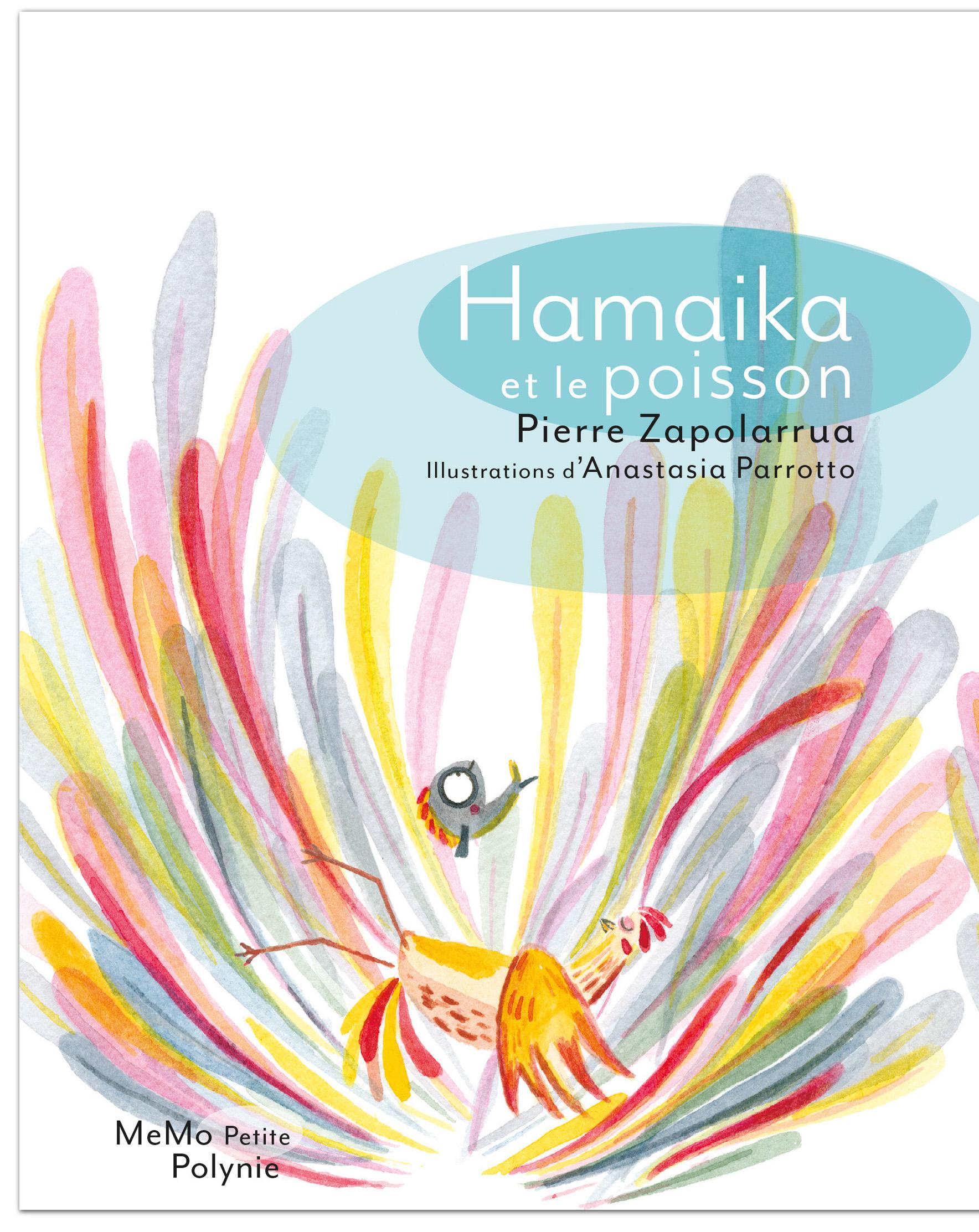 éditions MeMo — Hamaika et le poisson