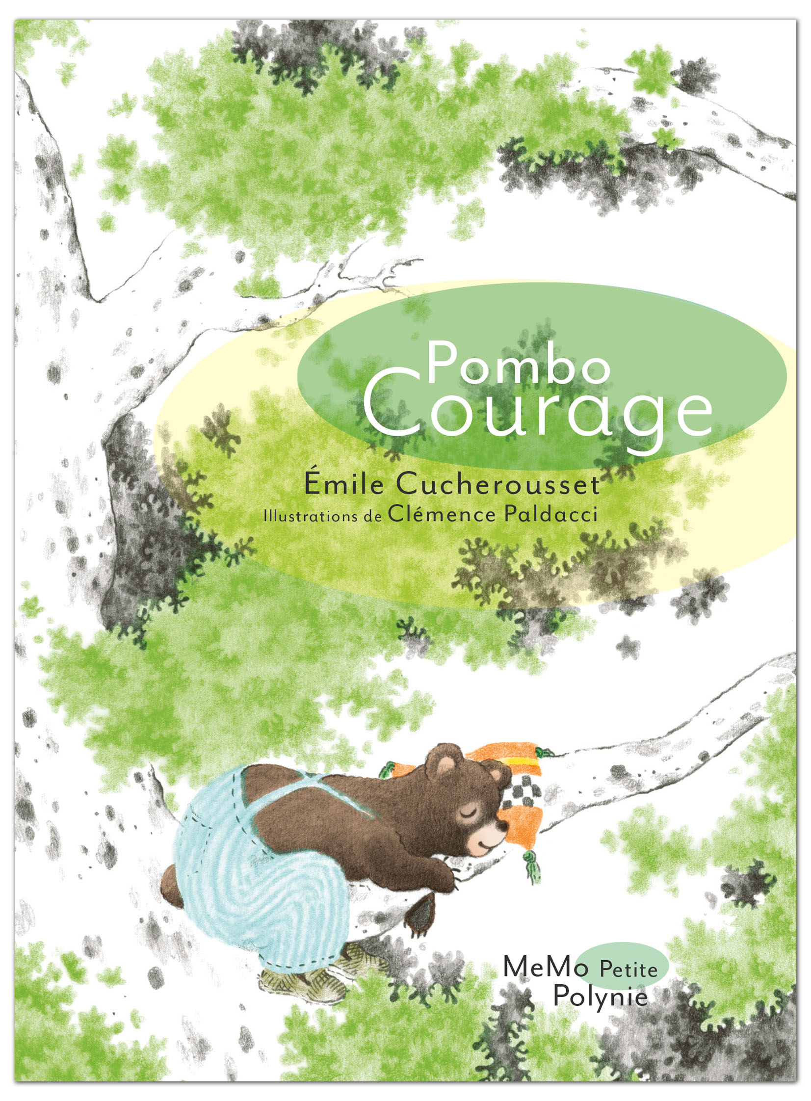 Pombo Courage