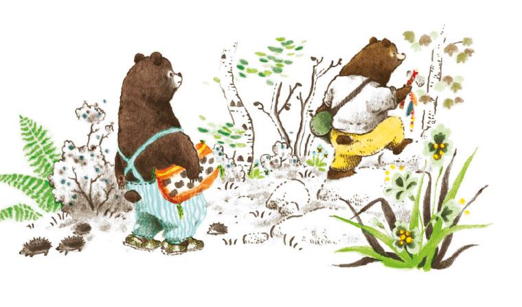 Des ours pour tous les goûts