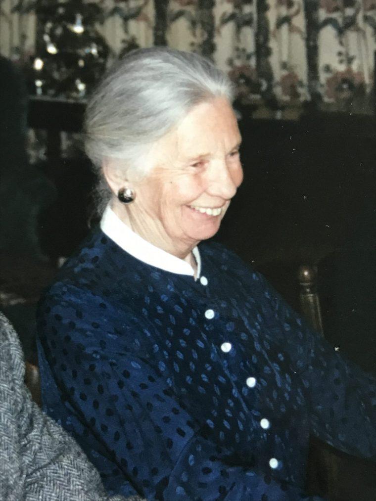 Tatiana Mailliard-Parain (1928-2021)
